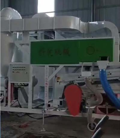 Combined Seed Cleaner Machine for Cleaning