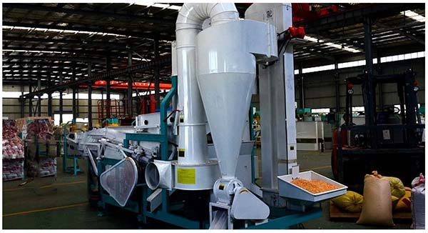 grain & seed cleaning machinery For Sale
